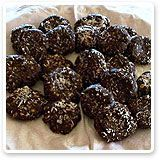 No Bake Shakeology Cookies