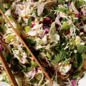Asian Salad with Vietnamese Pork