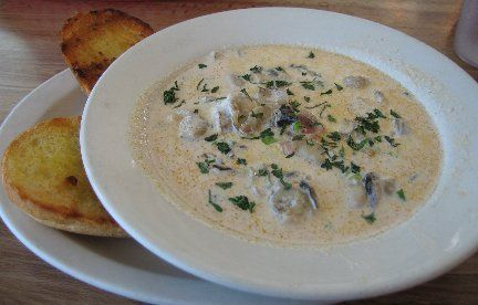 Oyster Stew (My Style)