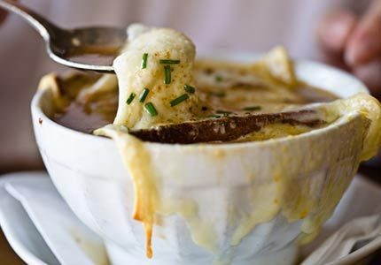Five Onion Soup
