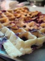 Jiffy Blueberry Pancakes or Waffles