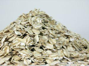 Oatmeal, Oatbran, Flax