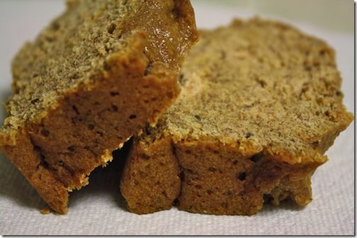 Pumpkin-Banana Bread
