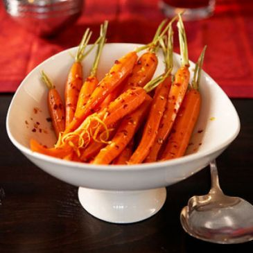 Honeyed Carrots