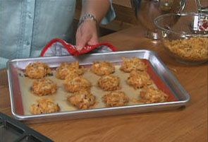Cornflake Cranberry Cookies