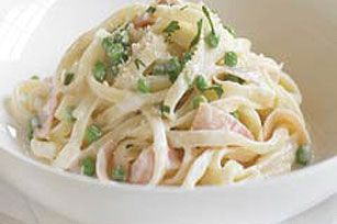 Chicken Carbonara - Low-Fat