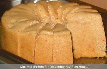 Nigeria Bean Cake