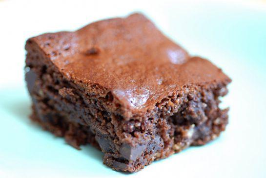 Chewy Brownies (Gluten free, sugar free)