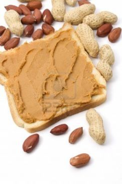 Peanutty Spread