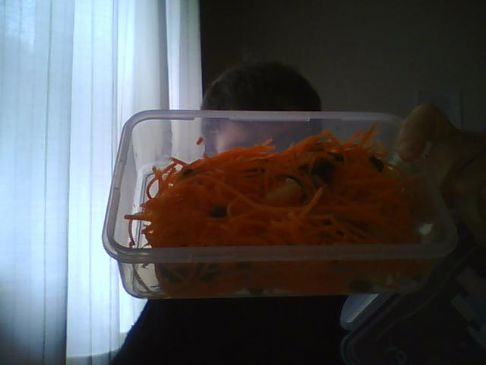 Red's Carrot Salad