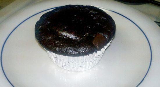 Sugar Free Chocolate Protein Tofu Cake