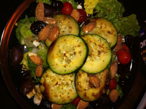 Lynne's Greek Salad