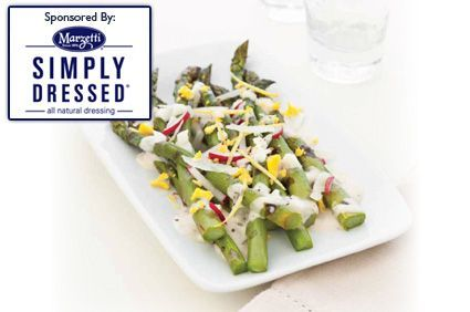 Simply Dressed® Asparagus Salad