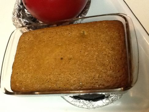 Paleo Banana Apple Carrot Bread