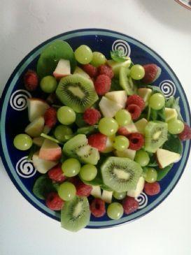 Cottage Cheese Summer Salad