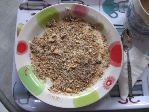 Simplified Muesli