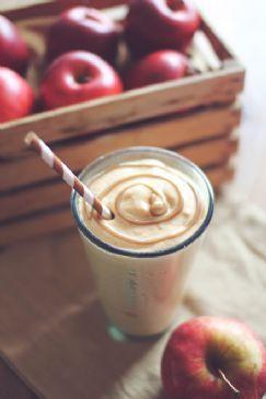 Caramel Apple Protein Shake