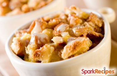Pumpkin Harvest Bread Pudding