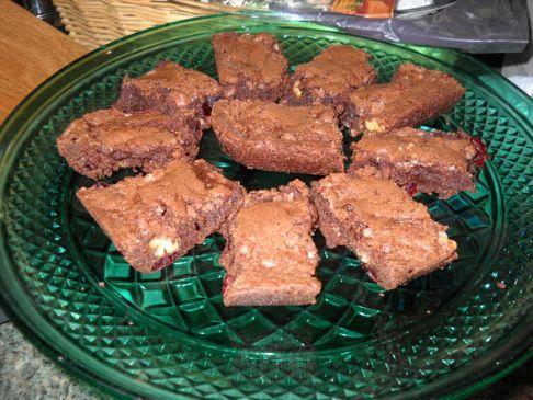 Omega3 Brownies