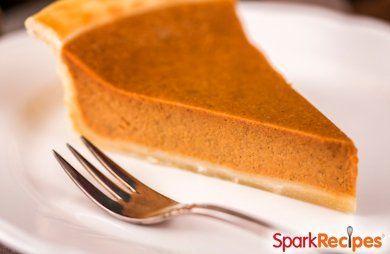 Pumpkin Habanero Pie