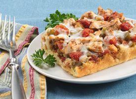 Italian Pizza Bake