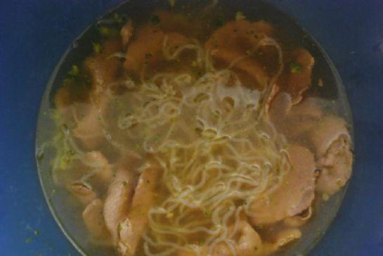 HCG Beef Pho soup