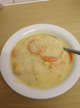 Rockport Fish Chowder RECIPE