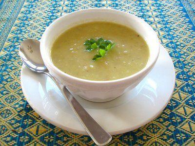Traditional Potato Leek Soup