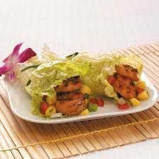 Primal Shrimp Lettuce Wraps