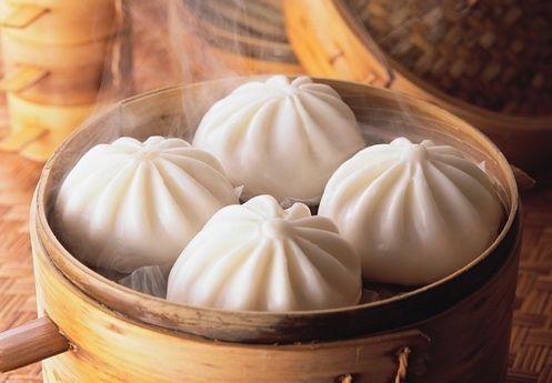 healthy banh bao