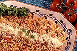 Pronto Spanish Rice and Beef