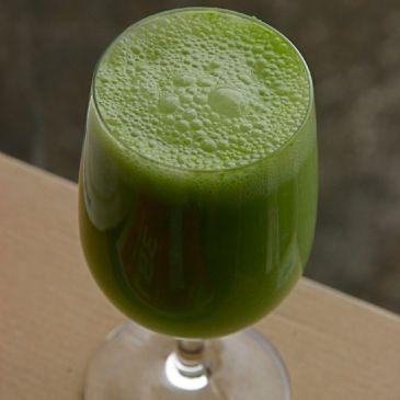 Mean Green Juice Reboot