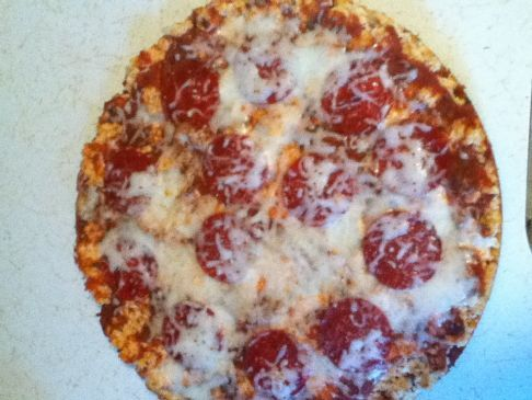 Stuffed Pizza ( this is a Lighter Side Recipe)