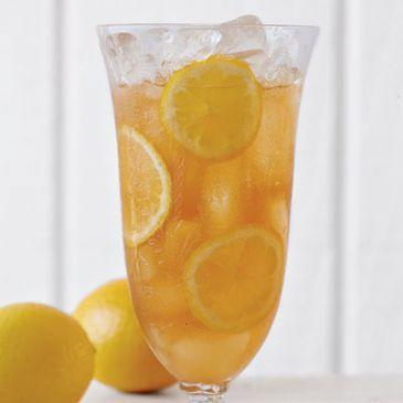 Pineapple & Clove Tea Cooler
