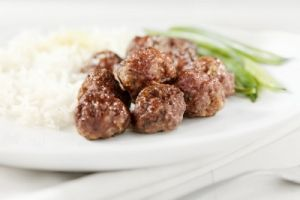 Dr Oz Bean Meat Balls