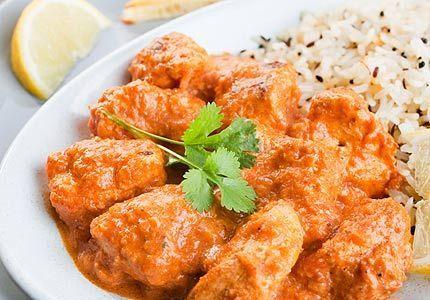 Chicken & Vegetable Tikka Masala