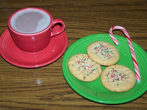 Anne's Peanut Butter Cookies