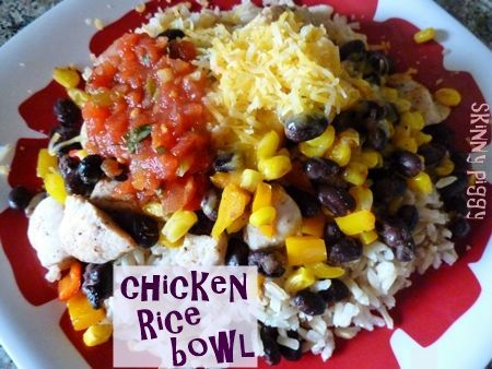 Chicken Rice Bowl