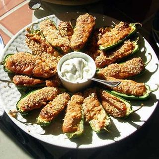 Jalapeno Poppers (baked)