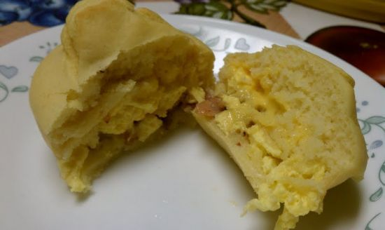Breakfast in a Muffin - Reduced Fat/Calorie