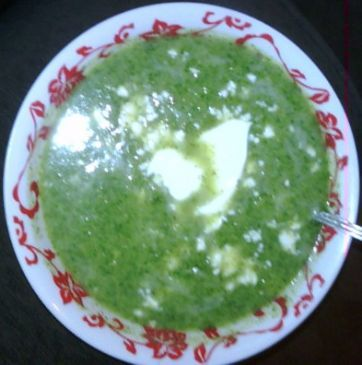 Broccoli & Celery soup