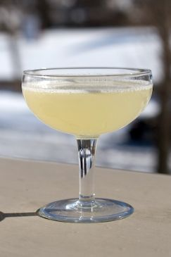 Champagne Limoncello Cocktails