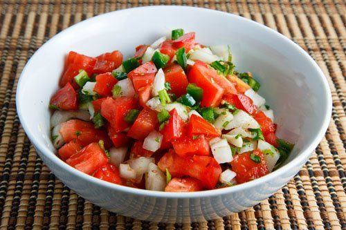 Pico de Gallo Dominicano by Yeime Martich
