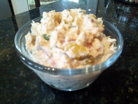 17 Day Diet Stage 1-Friendly, Spicy Tuna Salad