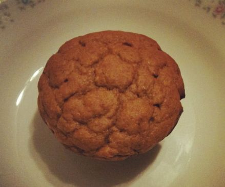 Pumpkin Spice Protein Muffin ( Cal: 79.6; Fat 1.0g : Potassium 80.9 mg ; Carb 12.2 g;  Protein 6.1 g - makes 12muffins)