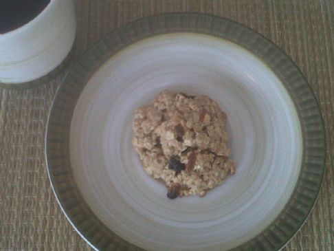 Mixed Berry Oatmeal cookies