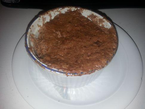Keto Low Carb Chocolate Cheesecake #ketolicious