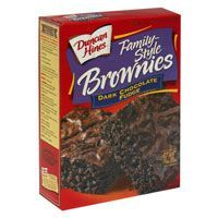 Duncan Hines Perfect Size For 1 Brownie Mix - 4 CT2.64 OZ