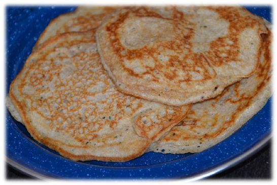 Catey's Cottage Cheese Pancakes