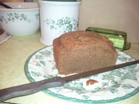 Amazing Wheat Free Flour Free Bread using Peanut Butter
